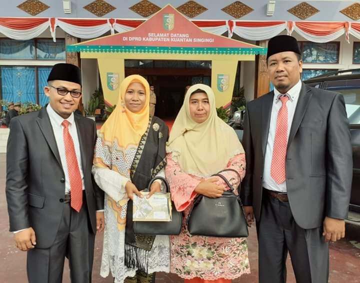 Anggota DPRD PKS Kuansing Siap Jadi Pelayan Rakyat