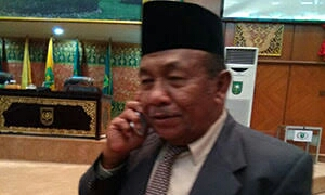 Usulan Holding Zone Dalam RTRW Riau 405.847 Hektare