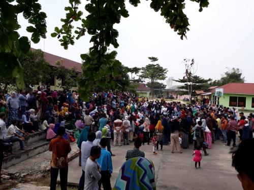 Ratusan Lulusan SMP di Duri Terancam Putus Sekolah