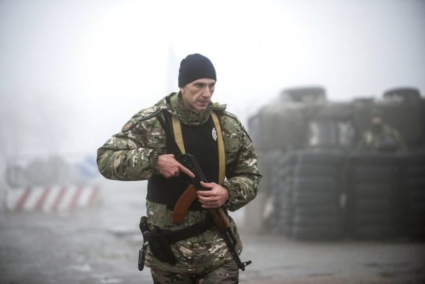 Ukraina Nyatakan Tangkap Regu Serang Intelijen Rusia