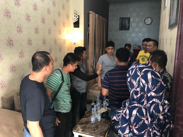 Satnarkoba Bengkalis Bekuk DPO Narkoba 19 Kg Sabu Sembunyi Dikontrakan di Pekanbaru