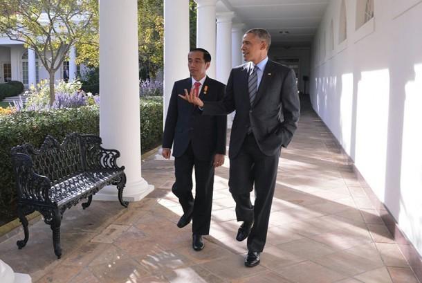 Skandal Terungkap, Diduga Broker Bayar untuk Pertemukan Jokowi-Obama