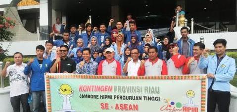 Hipmi Riau Utus 60 Mahasiswa Di Jambore Hipmi PT Se-ASEAN
