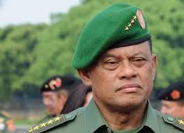 Gatot: Prabowo Seorang Patriot Bukan Pesimistis