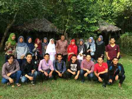 Telah Terbentuk Organisasi  Ikatan Alumni Kehutanan Universitas Riau, Menggunakan Sistem Presidium