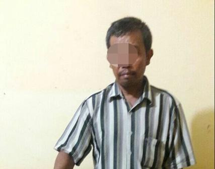 Diduga Bakar Lahan, Petani di Rohul Ditangkap Polisi