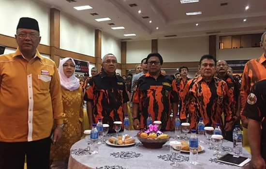 Sapma PP Gelar Rakernas Perdana di Pekanbaru