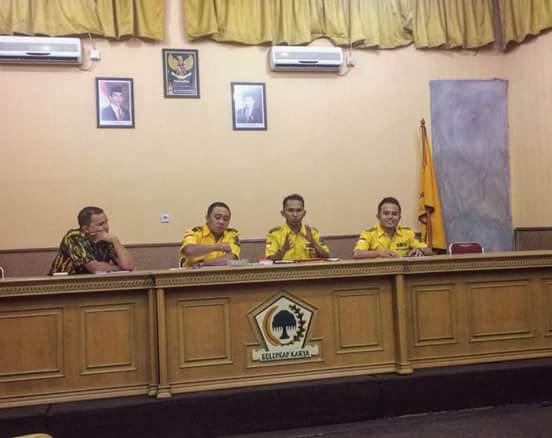 Lima Kepala Dinas Dipanggil Bawaslu Terkait Rekerda Golkar Riau, Ini Kata Loyalis Andi Rachman