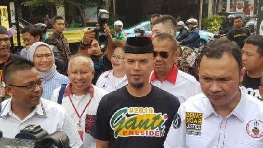 Neno Warisman, Ahmad Dhani dan Jhon Sah Alang  Bakal Hadiri Deklarasi 2019 Ganti Presiden di Riau