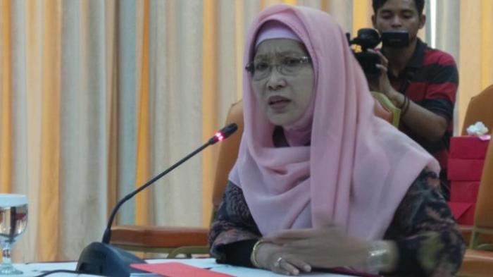 Capim KPK, Nina Nurlina Ditetapkan sebagai Tersangka