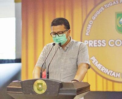 Riau Belum Benar-Benar Aman dari Covid-19
