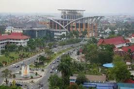 Cuaca Riau Pagi Berawan, Malam Hujan Tidak Merata