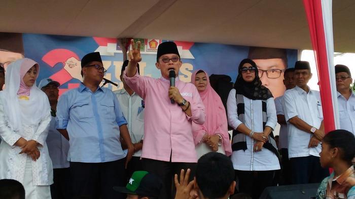 Advetorial -Tiga Pimpinan DPRD Riau Terima Kunjungan Wali Kota Dumai