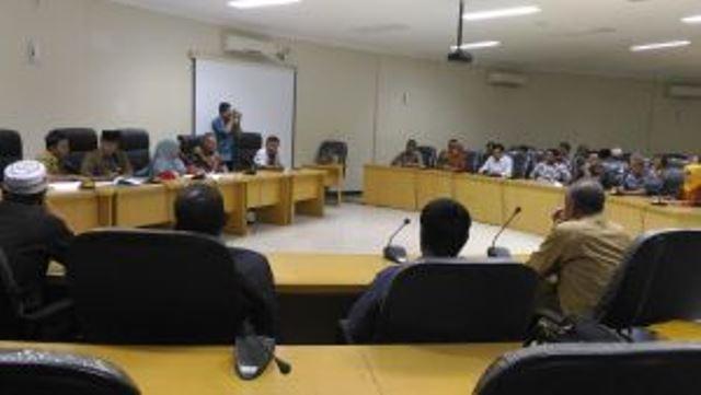 Kunjungan Anggota DPRD Magelang dan Sawahlunto Disambut Baik DPRD Kampar