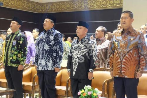Kabupaten Inhil Kembali Raih Opini WTP dari BPK Perwakilan Riau