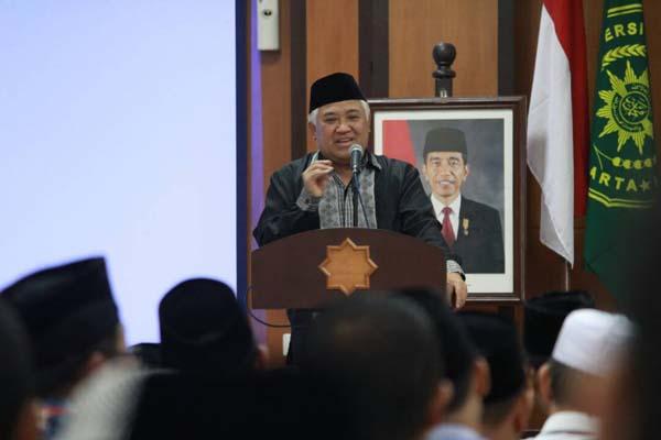 Din Syamsuddin: Islam Berkemajuan adalah Islam yang Membawa Kemaslahatan