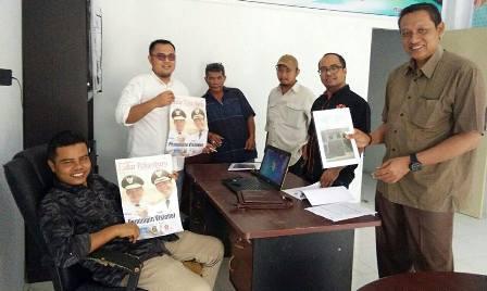 Tim Verifikasi Dewan Pers Kunjungi Radar Pekanbaru