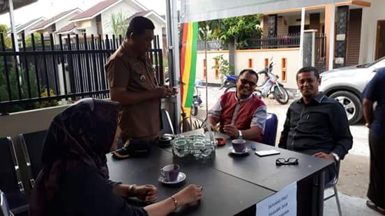 Wakil Ketua DPRD Riau, Noviwaldy Jusman Dukung Anggaran Pembangunan Kantor Lurah Tuah Madani