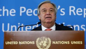 Sekjen PBB Sesalkan Keputusan AS Mundur dari Dewan HAM