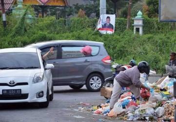 Sementara Waktu Pungutan Retribusi Sampah di Pekanbaru Dihentikan