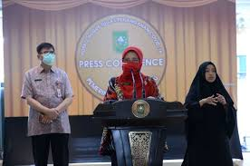 Satu Warga Dumai Positif Covid-19, Total di Riau 228 Kasus