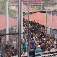 Total 171, Polda Riau Kembali Tangkap 10 Tahanan Rutan Pekanbaru