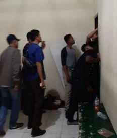 Tahanan Kejari Kabur di PN Pelalawan