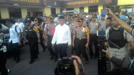 Polda Riau Periksa 7 Orang di Wilayah Dumai
