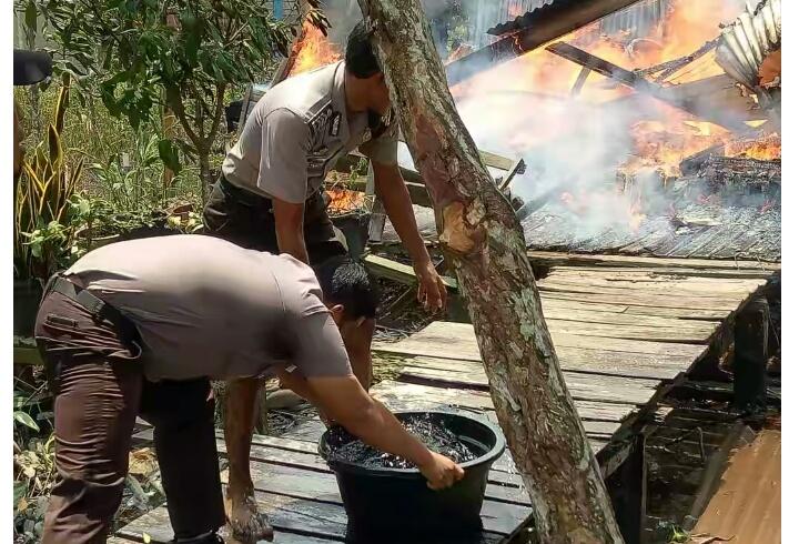 Tiga Musibah Kebakaran Terjadi Sekaligus Pada 31 Maret 2018