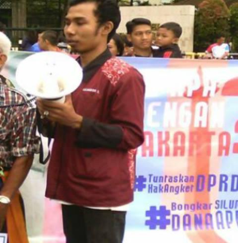 Mahasiswa Minta Polda dan Kejati Riau Periksa Darusman Karo Humas Pemprov Riau
