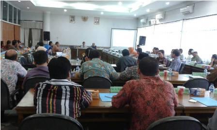 Diduga Terlibat Sejumlah Kasus di Kampus, Dr. Syafrial, M.Pd Wakil Rektor III UNRI Akhirnya Lengser