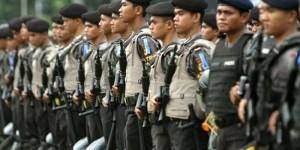 Natal, Polda Riau Perketat Penjagaan Gereja