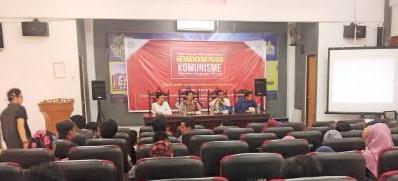 Angkat Isu Bangkitnya Paham Komunis, BEM FDK Uin Suska Gelar Diskusi Publik