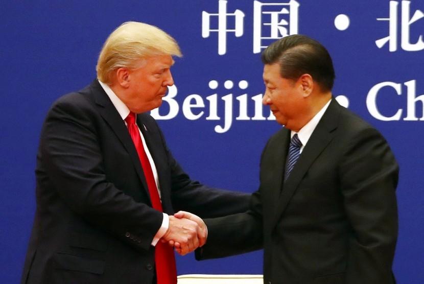 Trump: Kesepakatan dengan Cina akan Terjadi Lebih Cepat