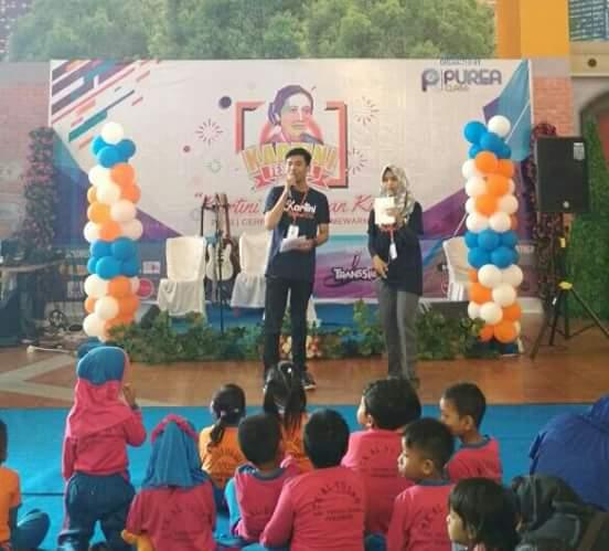 Mahasiswa Public Relations UIN Suska Riau, Gelar Kartini Festival 2018 di Transmart