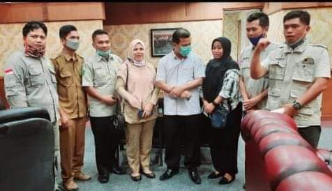 DPRD Riau Terima Aspirasi Tenaga POPT-PHP Pertanian