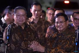 Setelah Prabowo, Malam Ini SBY akan Temui Zulkifli Hasan