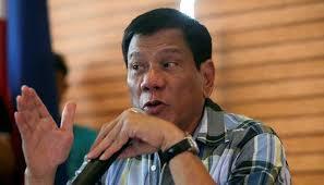 Duterte siap mundur jika tidak bisa tangani militan di Marawi
