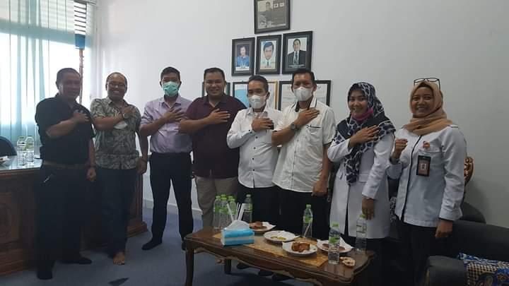 Ketua KPU Pekanbaru dan Rombongan Kunjungi SPS Riau