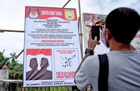 Kemenangan Kolom Kosong dan Hukuman Rakyat pada Parpol