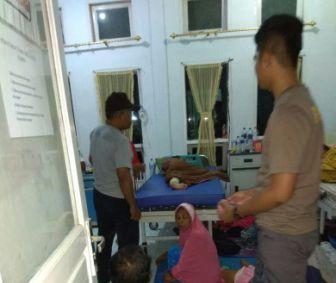 Puluhan Warga Kemuning Inhil Diduga Keracunan Pecal