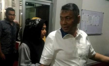 Tersangka Korupsi SPPD Fiktif Dispenda Riau Akhirnya Ditahan