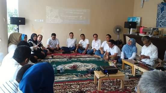 IKA UNRI Jabodetabek Rumuskan Naskah Akademis Pola Bagi HasilBlok Rokan dengan Pihak Pertamina