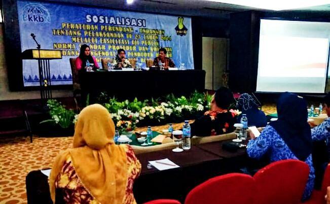 Pertumbuhan Penduduk Riau Mencapai 3,59 Persen