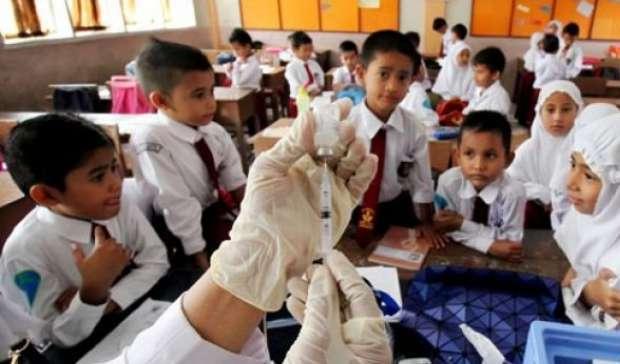 Kadiskes Klaim Riau Masih Bebas Wabah Difteri