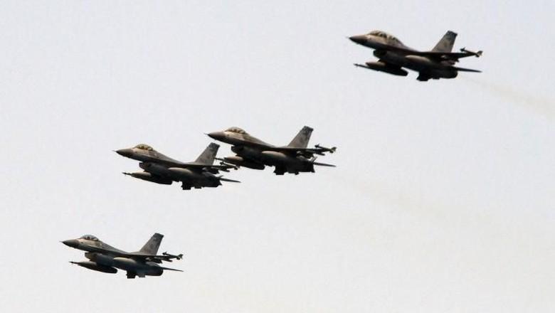 Serangan Udara Tewaskan 7 Warga Sipil di Suriah Selatan