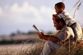 Menjadi Ayah Idola