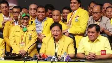 DPP Golkar Resmi Serahkan SK Dukungan Paslon Peserta Pilkada 2018, Riau Masih Pending