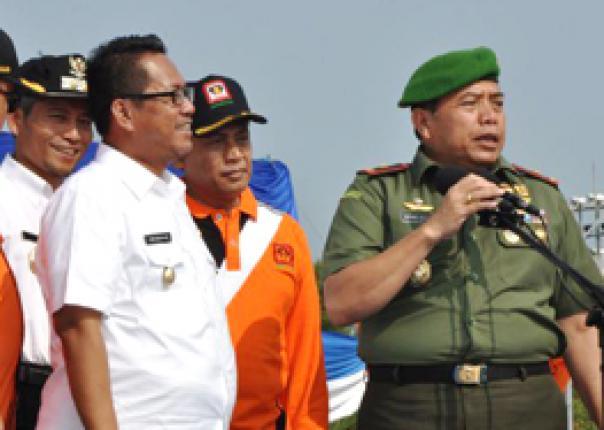 Brigadir Jenderal TNI Nurendi: Riau Seharusnya Tidak Ada Lagi Kebakaran