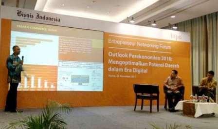 Pengamat Sebut Ekonomi Riau Membaik Di 2018, Ini Alasannya